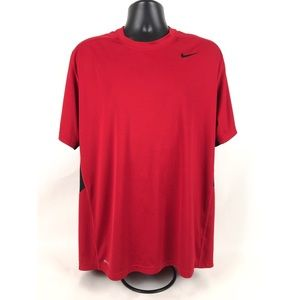 Nike Running Dri-Fit Activewear T-Shirt Fitness